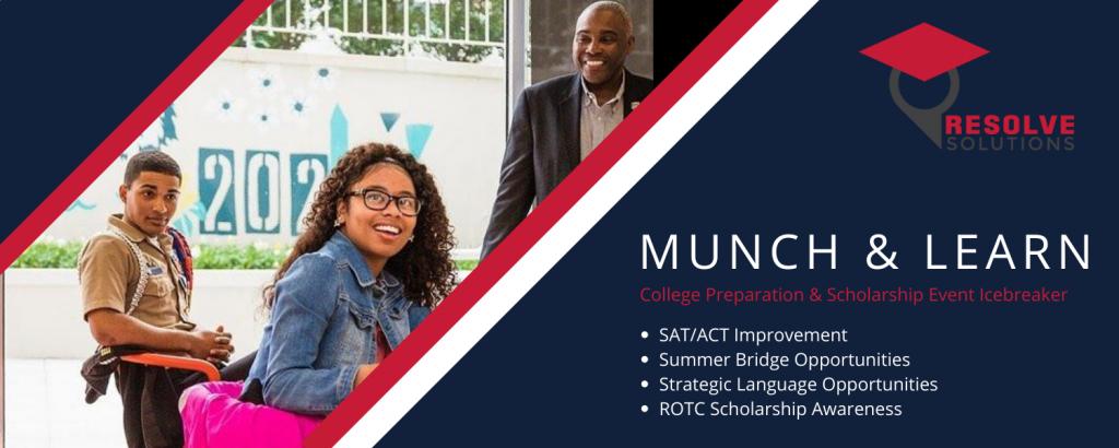 Resolve Solutions Munch & Learn September 2020